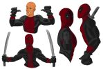 Deadpool by DitaDiPolvere