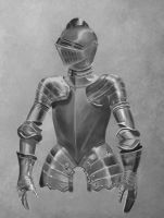 Armour_study by Trevor-Stephen-Smith