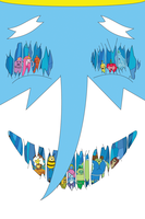 Ice King Poster - 2013 by yaen