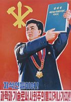 North Korean Propaganda by ShitAllOverHumanity