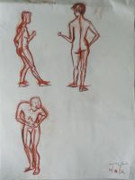 Nude Study (5) by ShanBrath