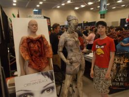 Niagara Comic-Con 2014: Me and Silent Hill 2 by WerewolfNightmare101