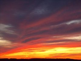 Sunset Over Otisco 3 by BAC-of-all-trades