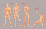 References, they do a body good. by Spork-