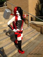 Harley Quinn: Suicide Squad by KoiFishAsylum