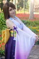 SUMMONER YUNA - FINAL FANTASY X by JinxKittieCosplay