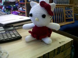 hello kitty by cted5692