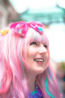 Fairy Kei in China Town by atmp