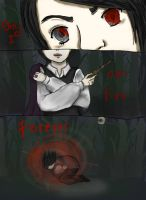 Only I can live forever by RoseFelicis