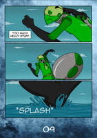 BS Round 2 :Page NINE: by lledra