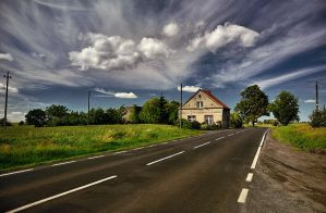 ...somewhere in Poland... by canismaioris