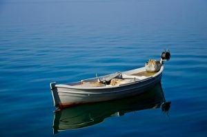 ~Lonely Boat~ by Alianz-Shoots