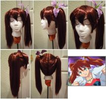 Ayame Wig vr.2 from Inu Yasha by taiyowigs