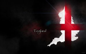 World Cup England by evionn