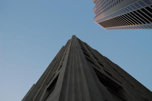 AT and T Buildings, St. Louis by shapu