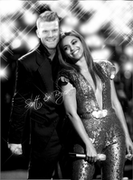 Scott Hoying and Beyonce by alincastro