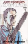 Army of Darkness Sketch Cover by shinlyle