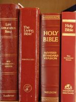 The Holy Bibles by TheDayILiveFor
