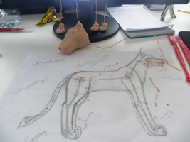 Posable art doll W.I.P by Seahorselady12