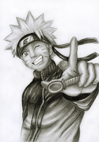 Naruto - request by Takas15