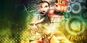Ibuki - Street Fighter III by jonatking