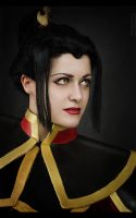 Avatar The Last Airbender - Azula by TophWei