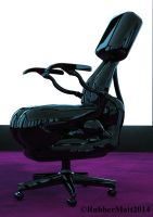 Office Chair by Rubbermatt