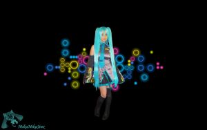 Hatsune Miku Edit -Cosplay- by MikuMikuJinx