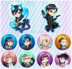 Ao no Exorcist merch by Lo-wah