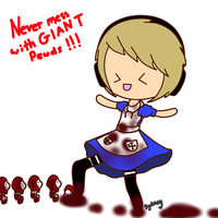 .: Pewdiepie-Alice Madness Returns (again):. by Xx-SydneyDaFox-xX
