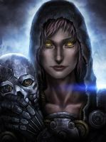 Dishonored Fanart by tekkoontan