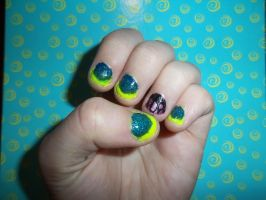 Toothiana Nails by HermioneFrost