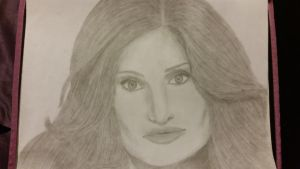 Idina Menzel by CaptainSwanForever