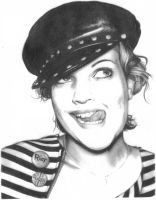 Drew Barrymore by Ifcha1984