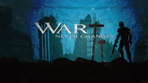War never changes by VerdRage