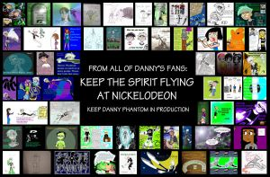 Save Danny Poster by whitegryphon