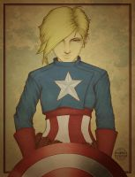 Lady America by IsabelaPowers