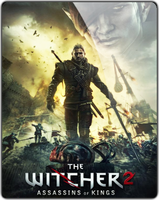 The Witcher 2 by theedarkhorse
