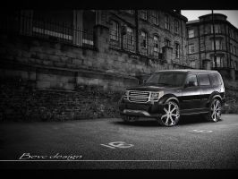 Dodge Nitro SLT by Straxer