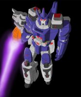 To Cybetron by Johnny216