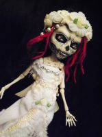 Skelita Undead Bride 02 by mourningwake-press