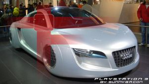 i,Robot Audi RSQ - HD, for PS3 by sunnybacon