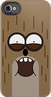 Rigby Iphone by sebastiancooper