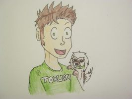 Tobuscus by CourtneyGt
