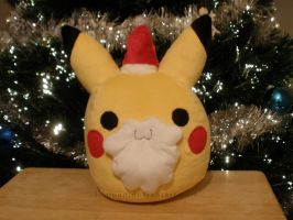 Santachu by LiLMoon