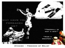 The Will To Power Atheism by InfinityNow