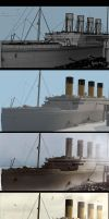 -Titanic- The Journey Process by adittoro