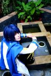 Vocaloid Cosplay : Kaito by yuegene