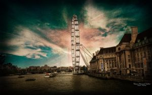 Thames Diamond Jubilee by AndreaAndrade