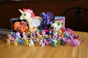 Pony Collections by RebekahByland